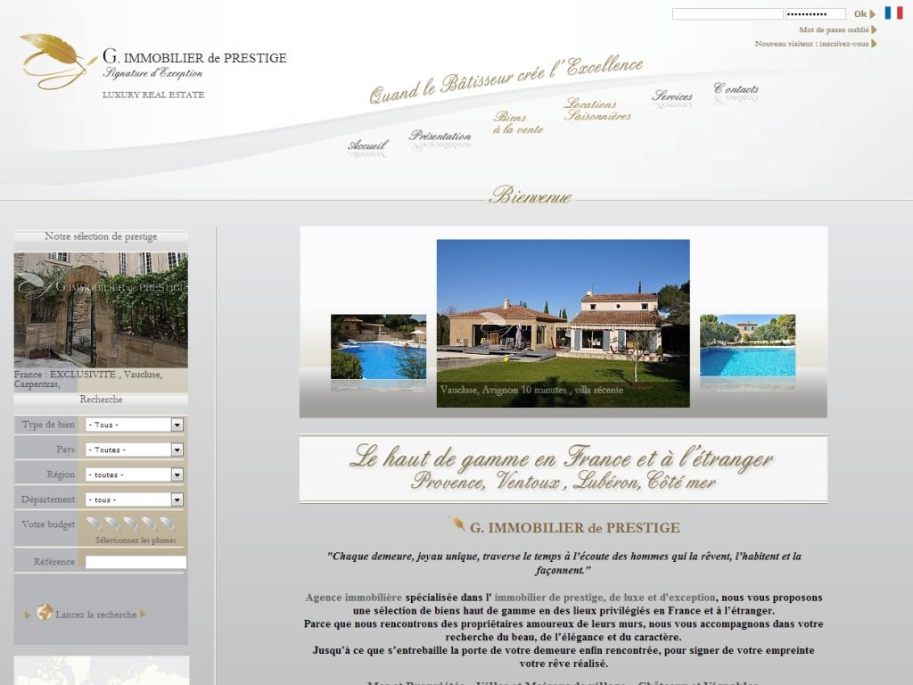 Création Site vitrine Mazan