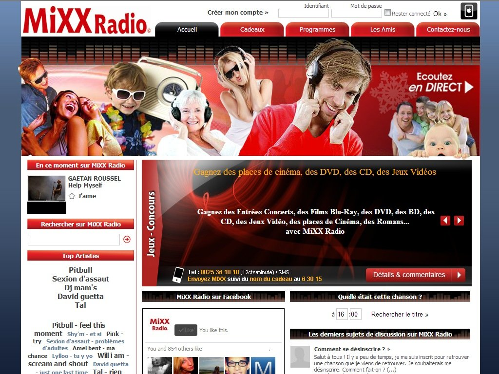 MiXX Radio