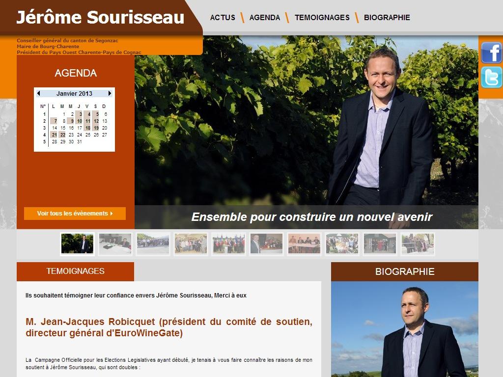 Développement Site vitrine Cognac