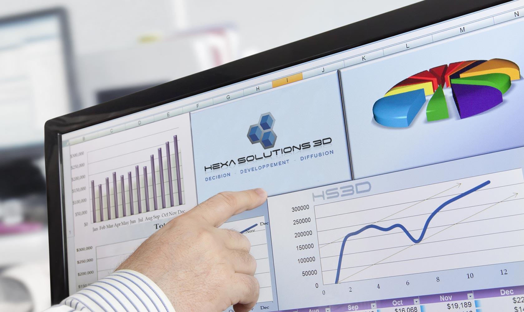 Création de logiciels sur mesure