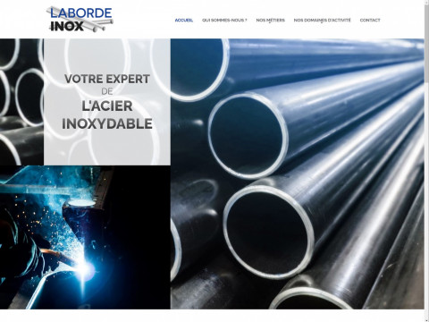 Laborde Inox, Châteauneuf-sur-Charente (Charente)